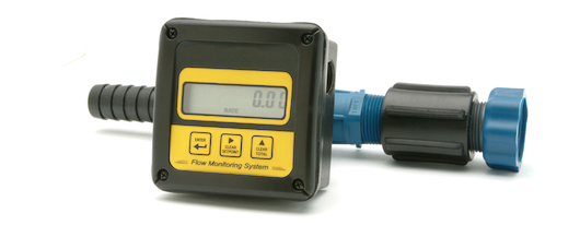 FTI Flow meters to be used with Drum Pumps.