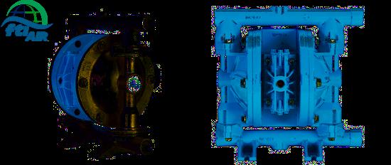 Pompes membrane m talliques fti air pour application exigente sps - Membrane opt air ...