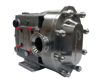 Positive displacement pumps Ampco ZP3 for food applications, but also inks, pasta, etc. - Completely CIP and  EHEDG approved. Compatible with Waukesha Universal ® U1 and U2 pumps and Wright ® pumps - to meet the needs of each application - chemicals, ATEX atmosphere, for food ...