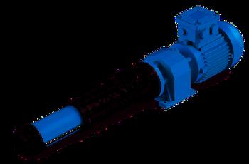 Les pompes Wangen KB10S & KB22S sont les pompes idéales pour l'introduction des polymères dans le processus d'épuration des eaux usées.