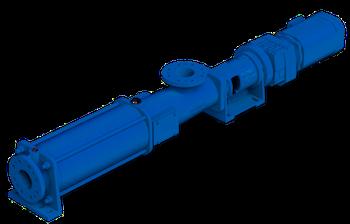 Les pompes Wangen KL-S offrent un débit jusqu'à 560 m3 /h.