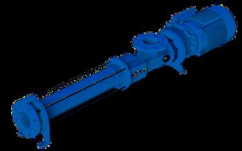 Les pompes Wangen XPRESS — simple d'utilisation, très fiables et de maintenance facilitée par la système X-Lift de Wangen.