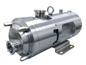 Q-Pumps QTS - twin screw pumps for very demanding sanitary applications.