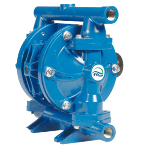 FTI Air AODD or Operated Diaphragm pumps - Finish Thomson - A complete range of diaphragm pumps to meet the needs of all applications whether in chemicals, for abrasives fluids, ATEX atmosphere, foodstuff... Available in Aluminum, stainless steel, polypropylene and PVDF.