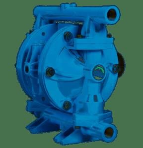 Een complete reeks van diafragm pompen voor elke toepassing — chemicaliën, abrasieve of corrosieve, ATEX omgeving.