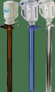 Pompes Vide-Fûts FTI - Finish Thomson - Une gamme complète pour rencontrer les besoins de chaque application.