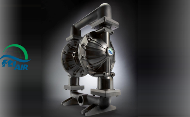 AODD or Air Operated Double Diaphragm Pumps