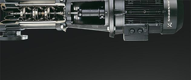 La gamme Grundfos BMS hs de modules de surpression est utilisée dans les systèmes d'osmose inversée pour le désalement de l'eau de mer et l' ultrafiltration.