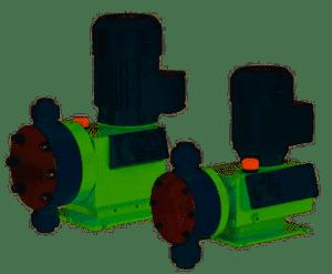 Grundfos offre une très large gamme de pompes pour l'industrie nécessitant le pompage de produits chimiques.