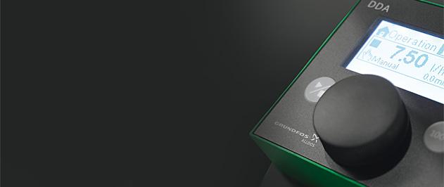 Grundfos DMX pompes doseuses mécaniques à membrane