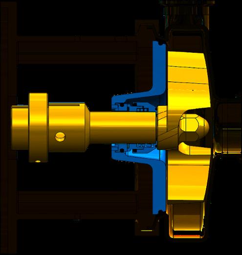 Q-Pumps kit to upgrade a C series pump into QCB+. QCB+ Pumps are ideal for soda fluids and biers.