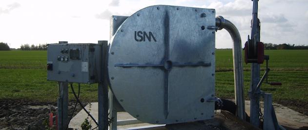 LSM Pumps in Biogas Industry.