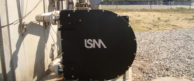 LSM Pump in biogas industry (or biomethanation)
