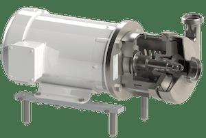 QC+ Pumps, an innovative improvement on all C serie pumps.
