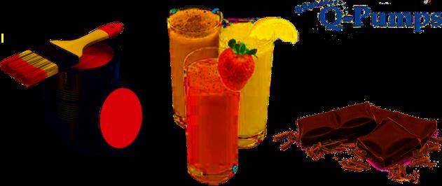 Q-Pumps ZL Pompen - Draaizuigerpompen 100% CIP, EHEDG gecertificeerd, voor alle toepassingen in de voedingsindustrie: as chocolade, ketchup, suikers, dranken, enz.