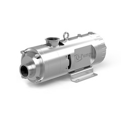 QTS Twin Screw Pump