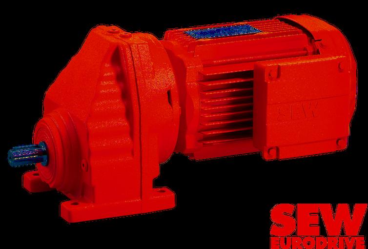 SEW Eurodrive, une gamme complète de réducteurs et motoréducteurs à arbres parallèles pour pompes et équipements rotatifs.