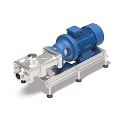 Wangen Twin Screw<br>Hygienic Pumps