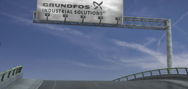 Grundfos Pumps for industrial applications