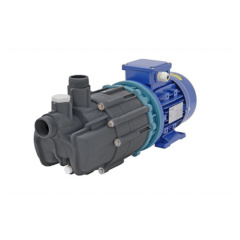 Synthetic Self-Priming Pumps