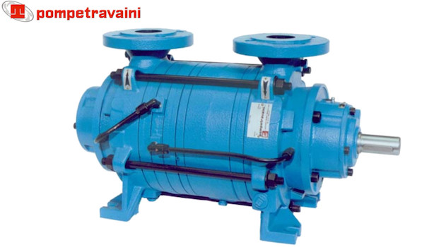 Travaini SA family of Air Compressors.