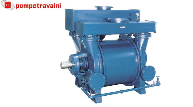 Travaini TRVK vacuum pump family.