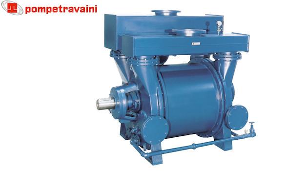 Travaini TRVK vacuum pump family.