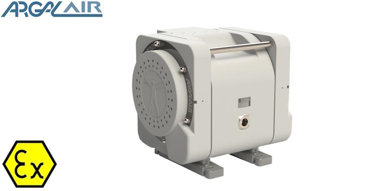 Pompes Argal Quantum DDQ. La pompe à membrane la plus performante et la plus simple à entretenir.
