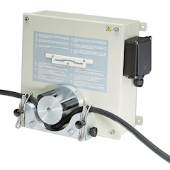 AB8 & AB9 peristaltic pumps for dosing