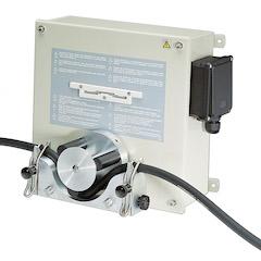 AB8 & AB9 peristaltic pumps for dosing