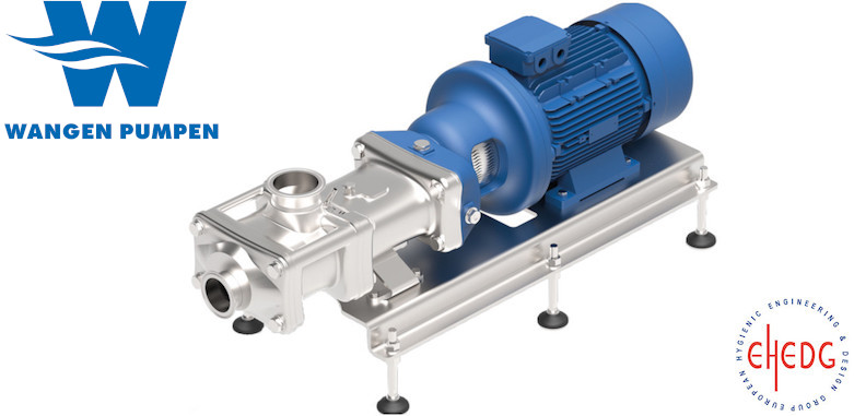 Double screw pumps for all viscous and delicate products, especially for the food, pharmaceutical and cosmetics industry.