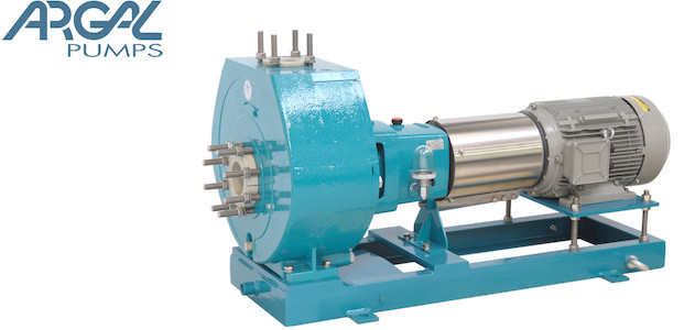 Argal Europe ZGE synthetic centrifugal pumps