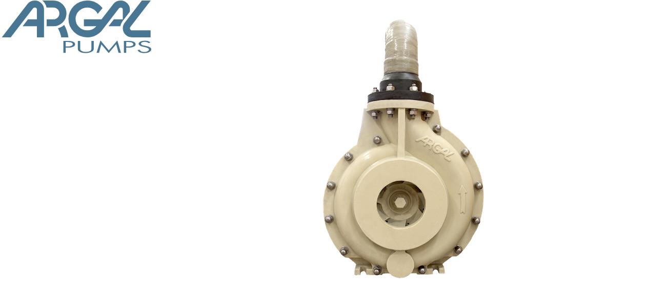 Argal SATURNsump pompes centrifuges cantilever réalisée en fibre de verre