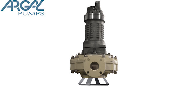 SATURNsub submersible  centrifugal pumps in fibreglass